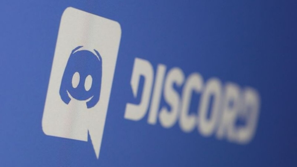 FILE PHOTO: Discord app logo is seen displayed in this illustration taken March 29, 2021. REUTERS/Dado Ruvic/Illustration