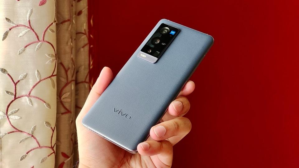 Vivo X60 Pro+.