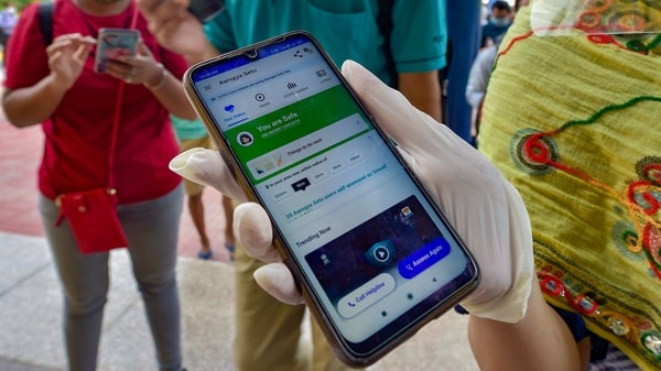 The new method of identifying users who have taken the vaccine is displayed on the main screen of the Aarogya Setu app, on the 'Your Status' tab.
