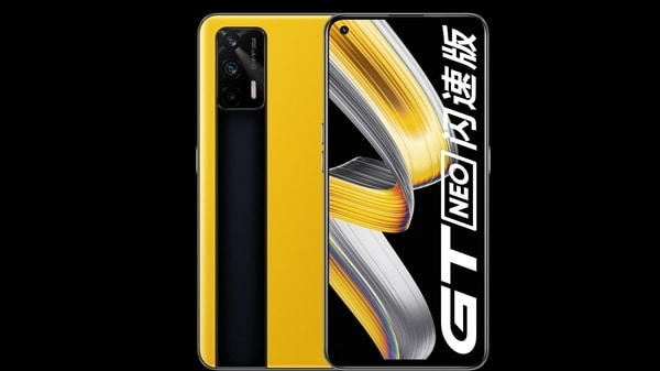 Realme GT Neo Flash Edition launched