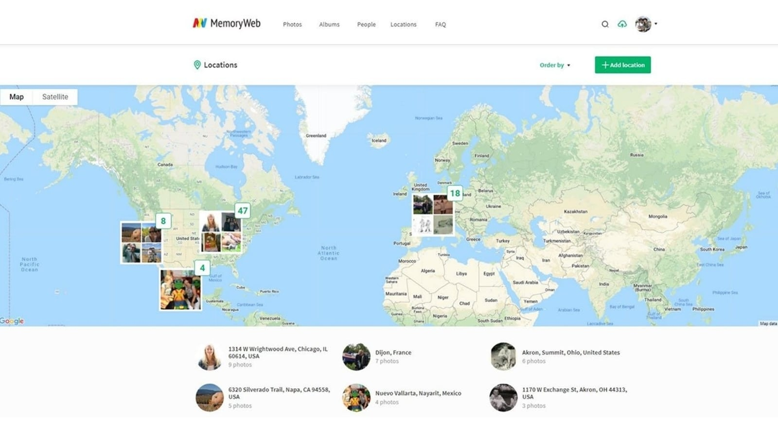 Apple sued by MemoryWeb over places and people tech in Photos app