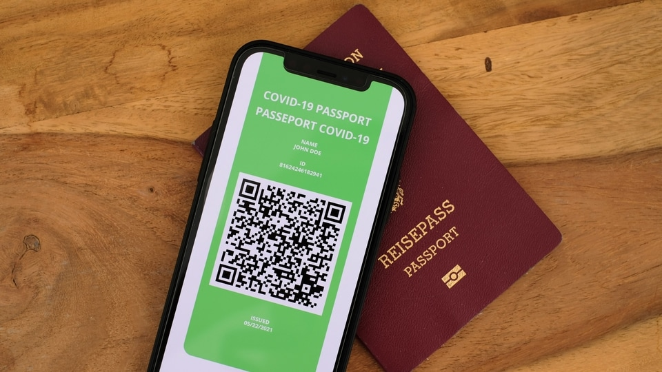 (Representational image) Boarding pass, suitcase, passport and ... digital vaccination certificate?