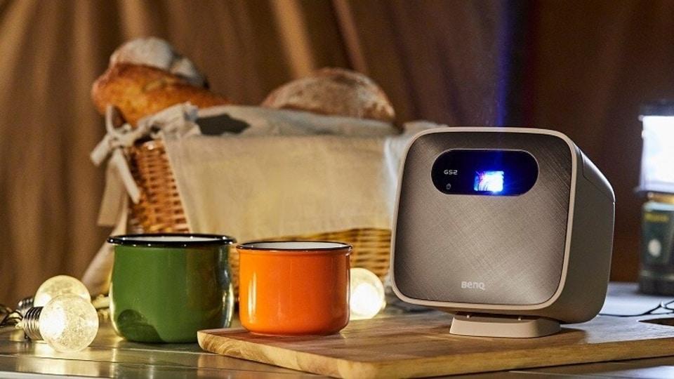 BenQ GS2 portable wireless projector