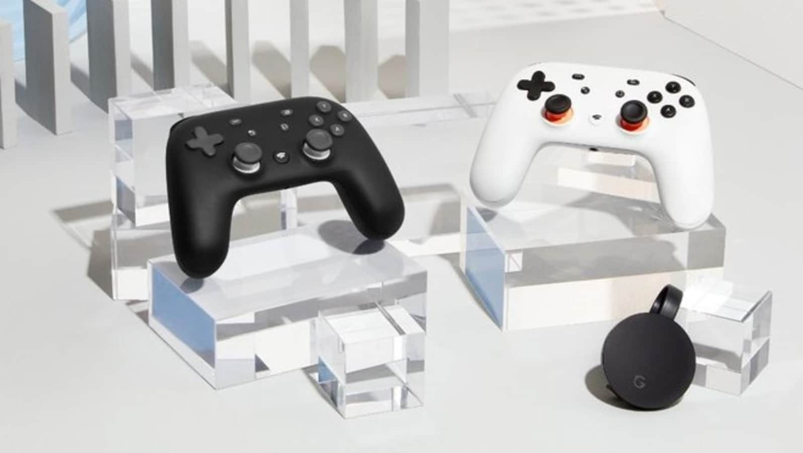 Google Stadia Pro gets four new games