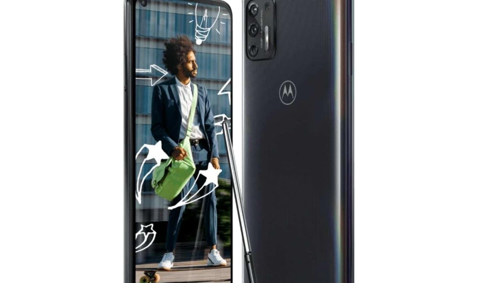 Motorola will soon release the MotoG Stylus 2021 5G version