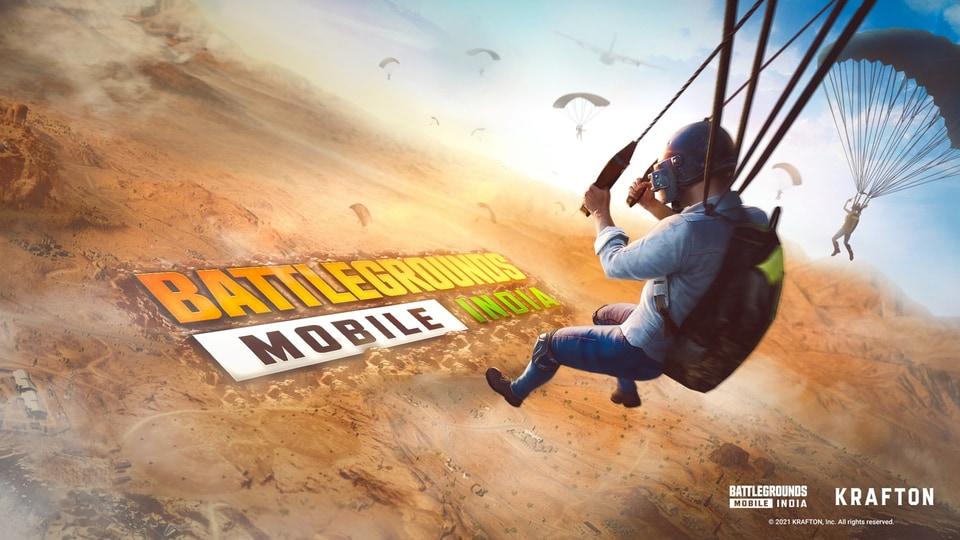 Battlegrounds Mobile India pre-registrations.