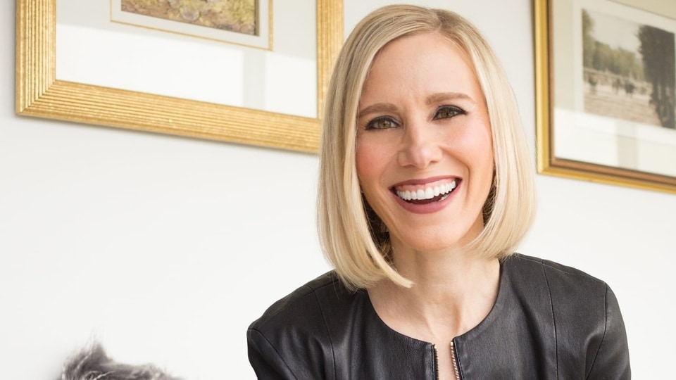 Marne Levine, Facebook's new Chief Business Officer.