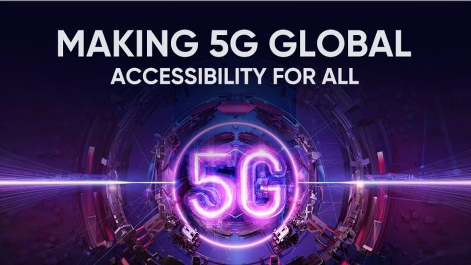 Realme 5G global summit