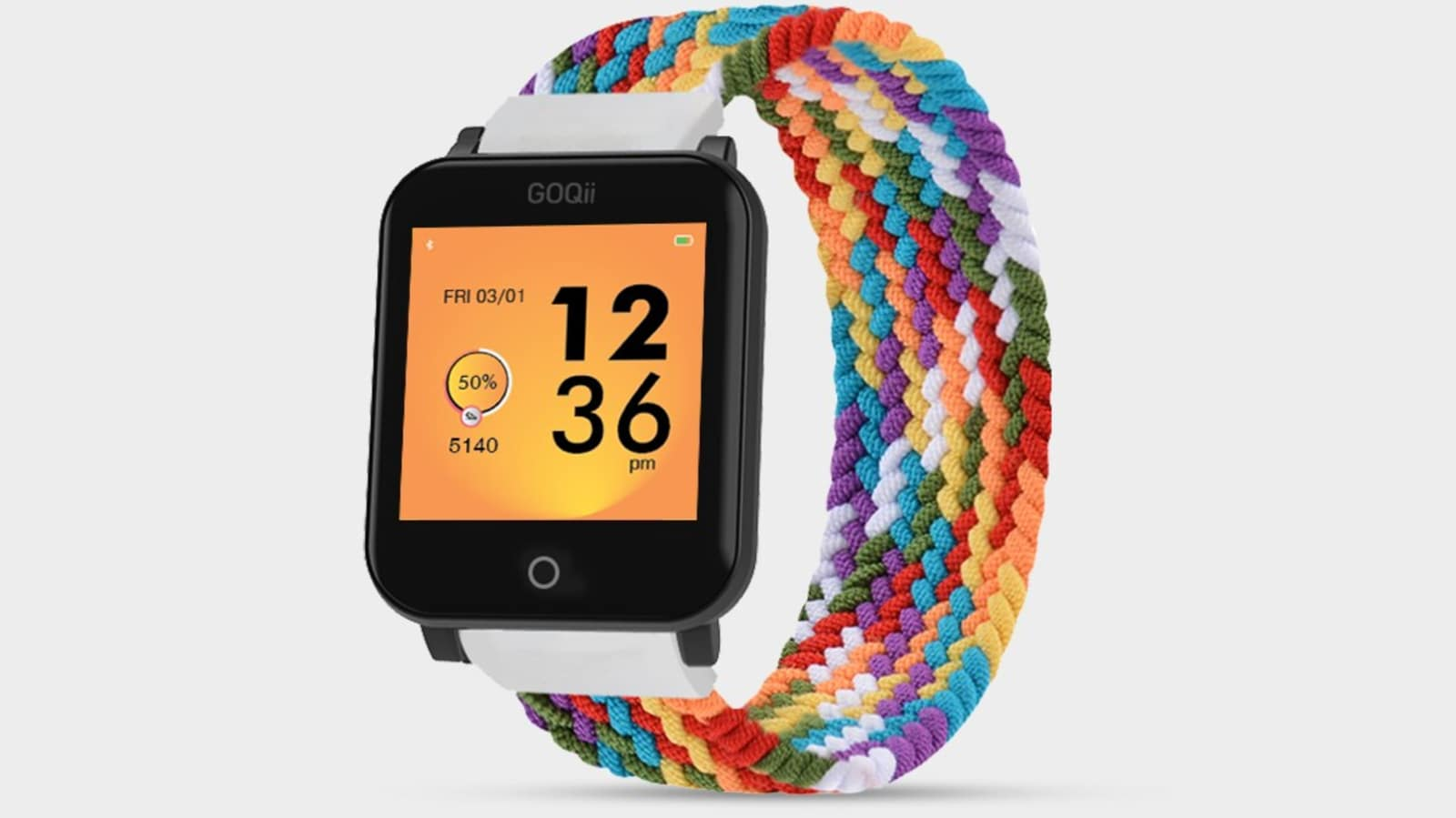 The GOQii Smart Vital fitness band was marketed for children at a rate of 4. 4,999;  now check oxygen level, heart rate and more