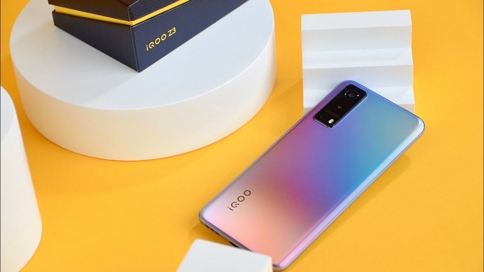 This upcoming iQoo Z3 Smartphone can be cheap with all the frills