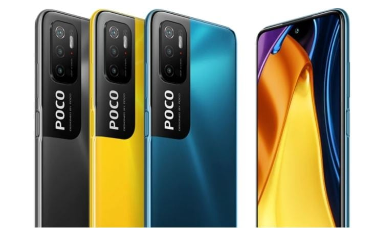 The Poco M3 Pro 5G will also be launched in India on June 8th.