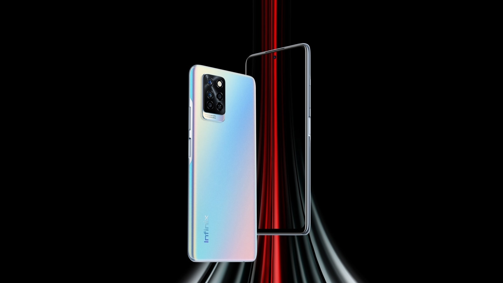 Infinix Note 10 Pro, Note 10 was marketed in India;  prices start at GBP 10,999: see specifications and features