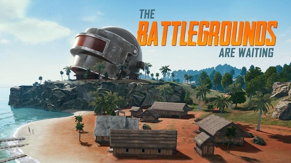 Battlegrounds Mobile India teaser.