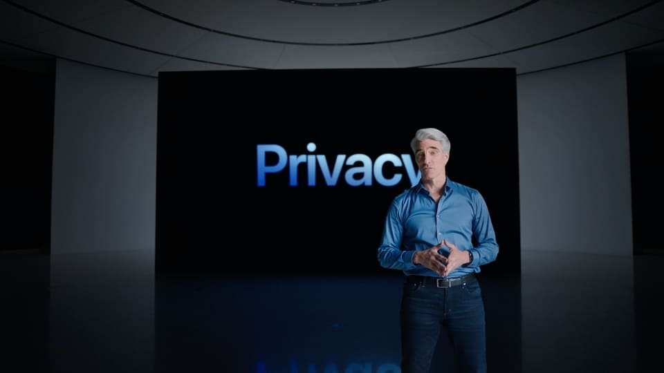 Apple new privacy features