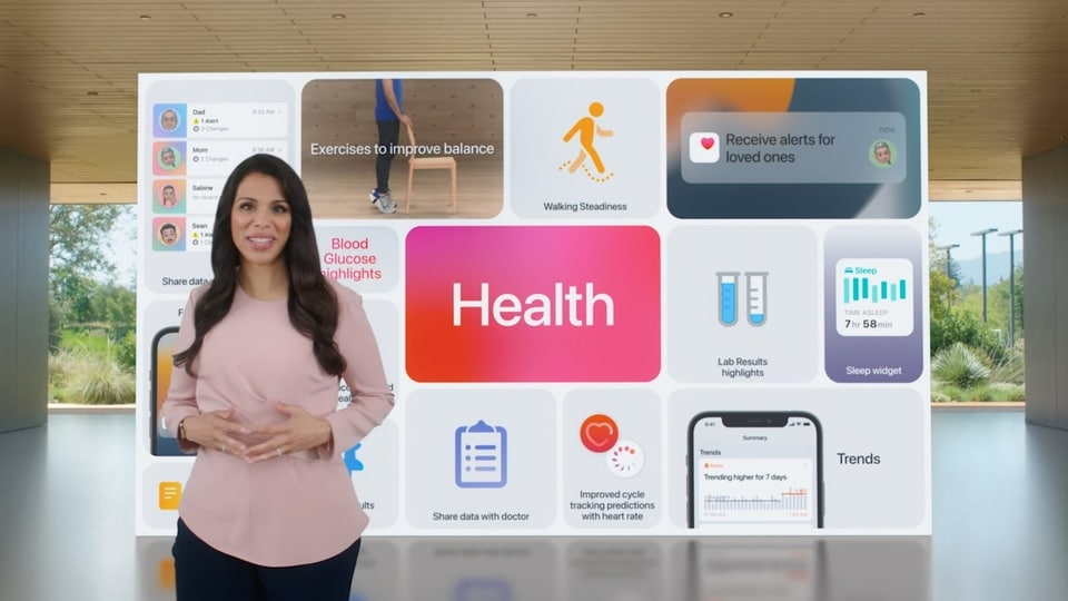 Apple WWDC 2021: Apple announced new Health features coming to iPhones running iOS 15.