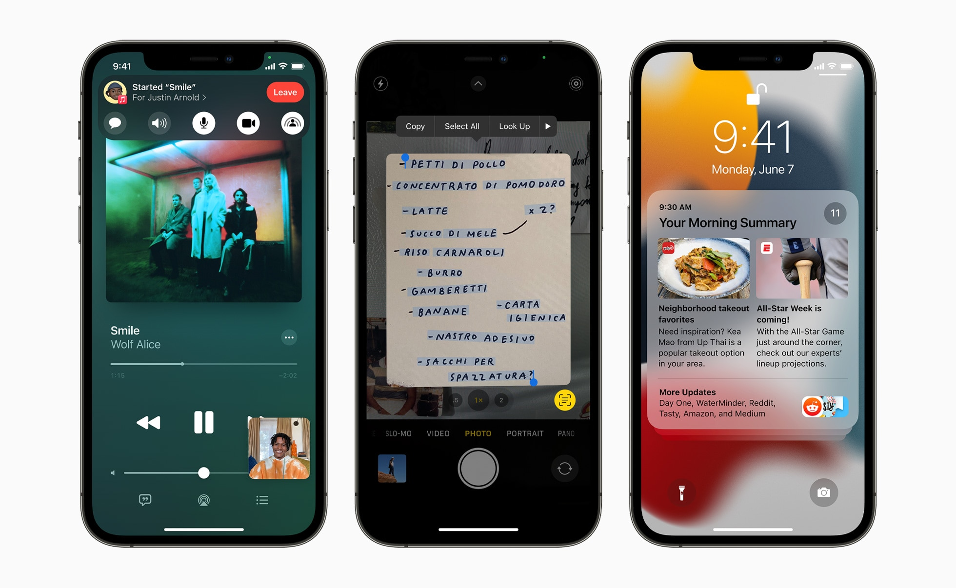 Here's a look at iOS 15.