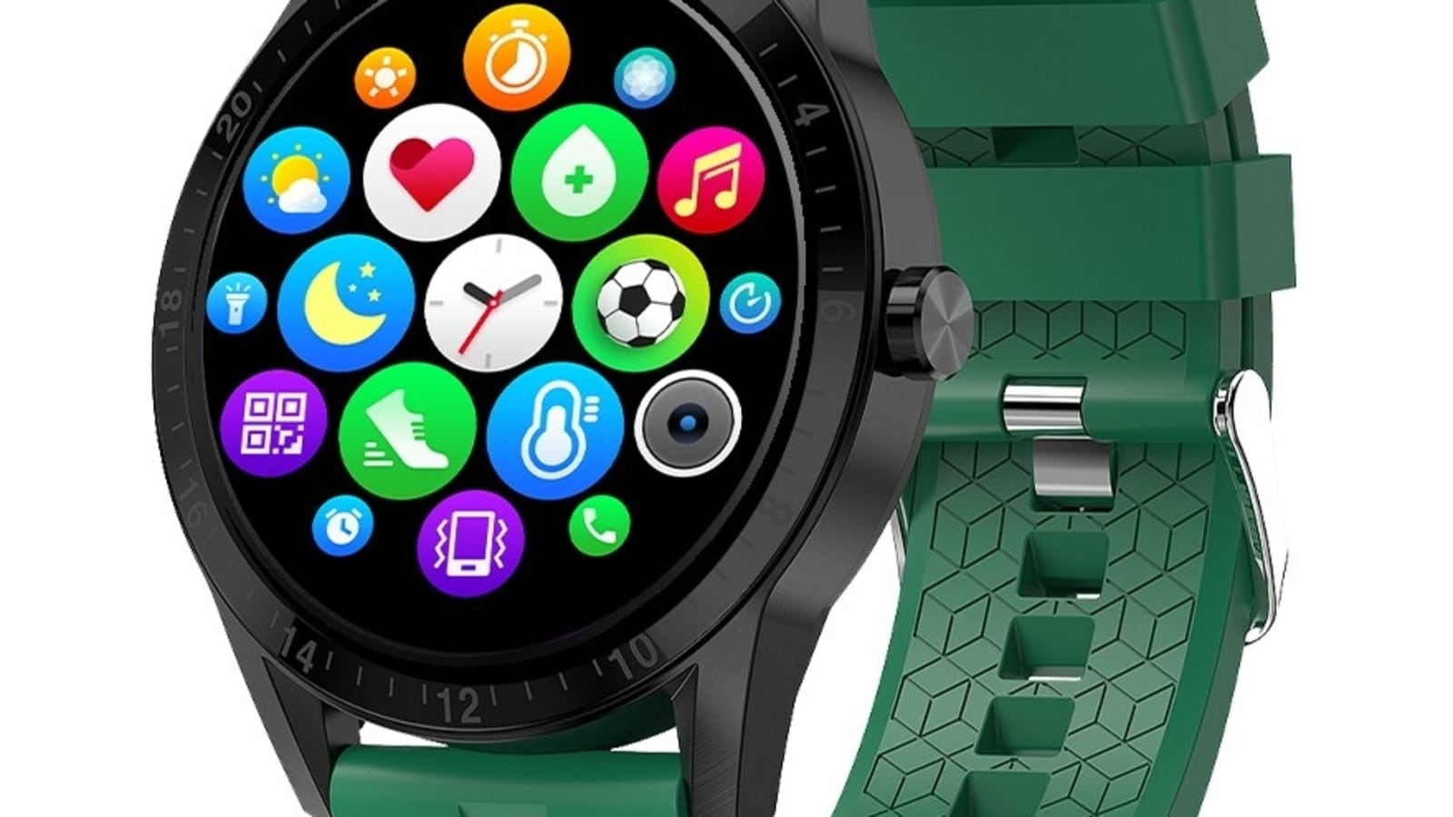 The Fire-Boltt Talk smartwatch has been launched;  It controls blood oxygen, heart rate and more.  Find out the price on Flipkart
