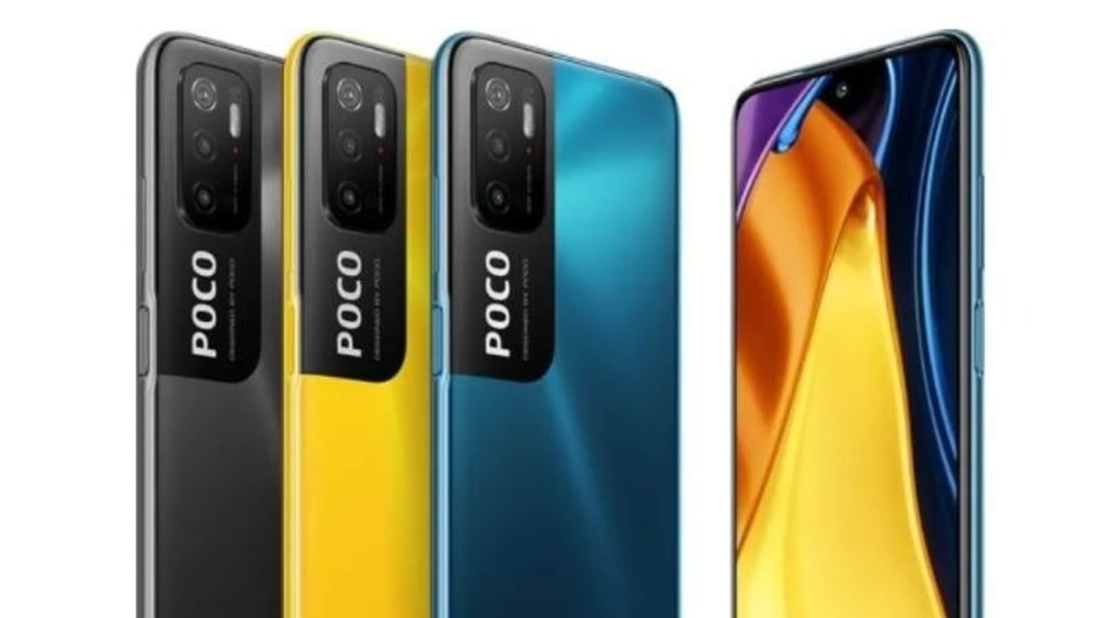 Poco M3 Pro, Realme C25s, iQoo Z3 prices and specifications: all smartphones launched on Tuesday
