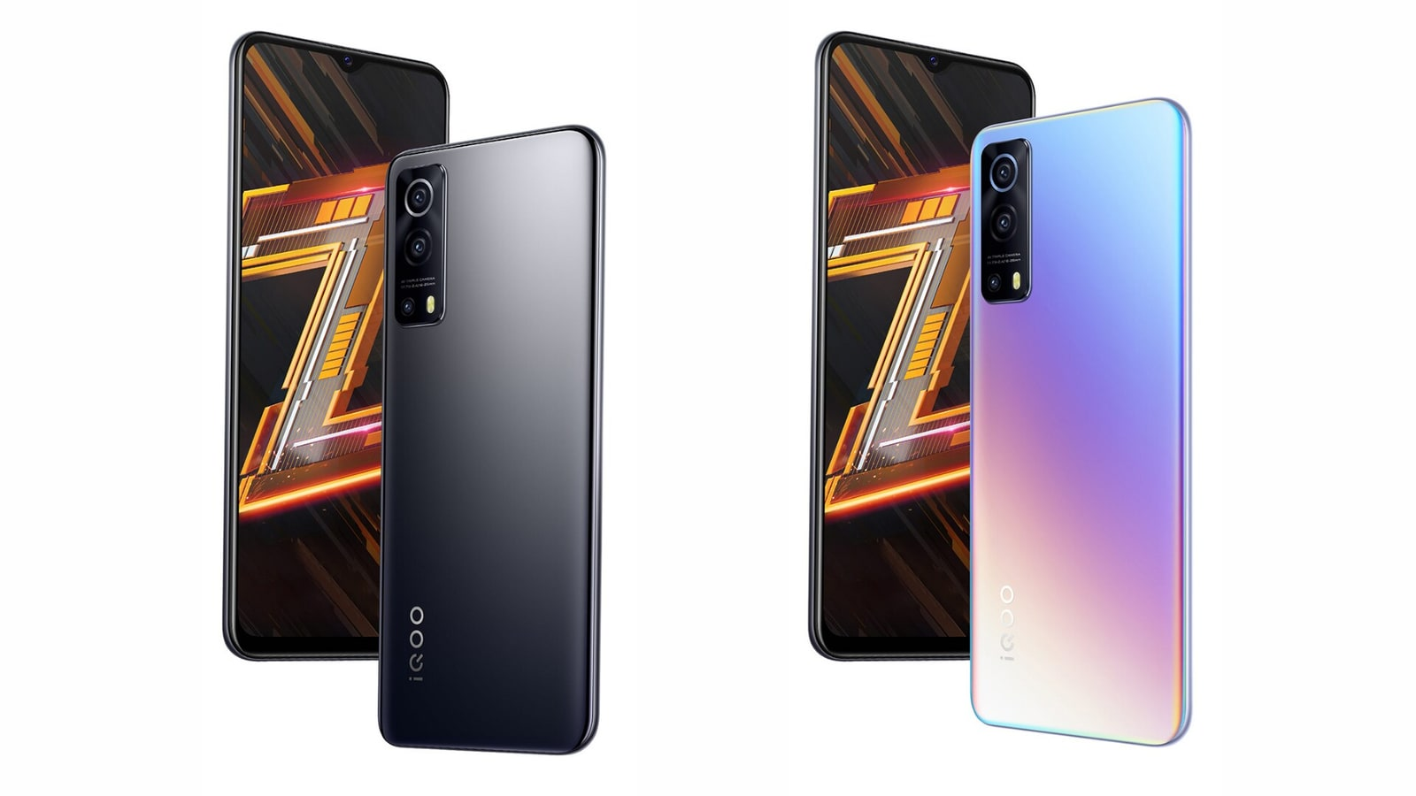 iQoo Z3 Snapdragon 768G and 55W launched with fast charging support: price and specifications