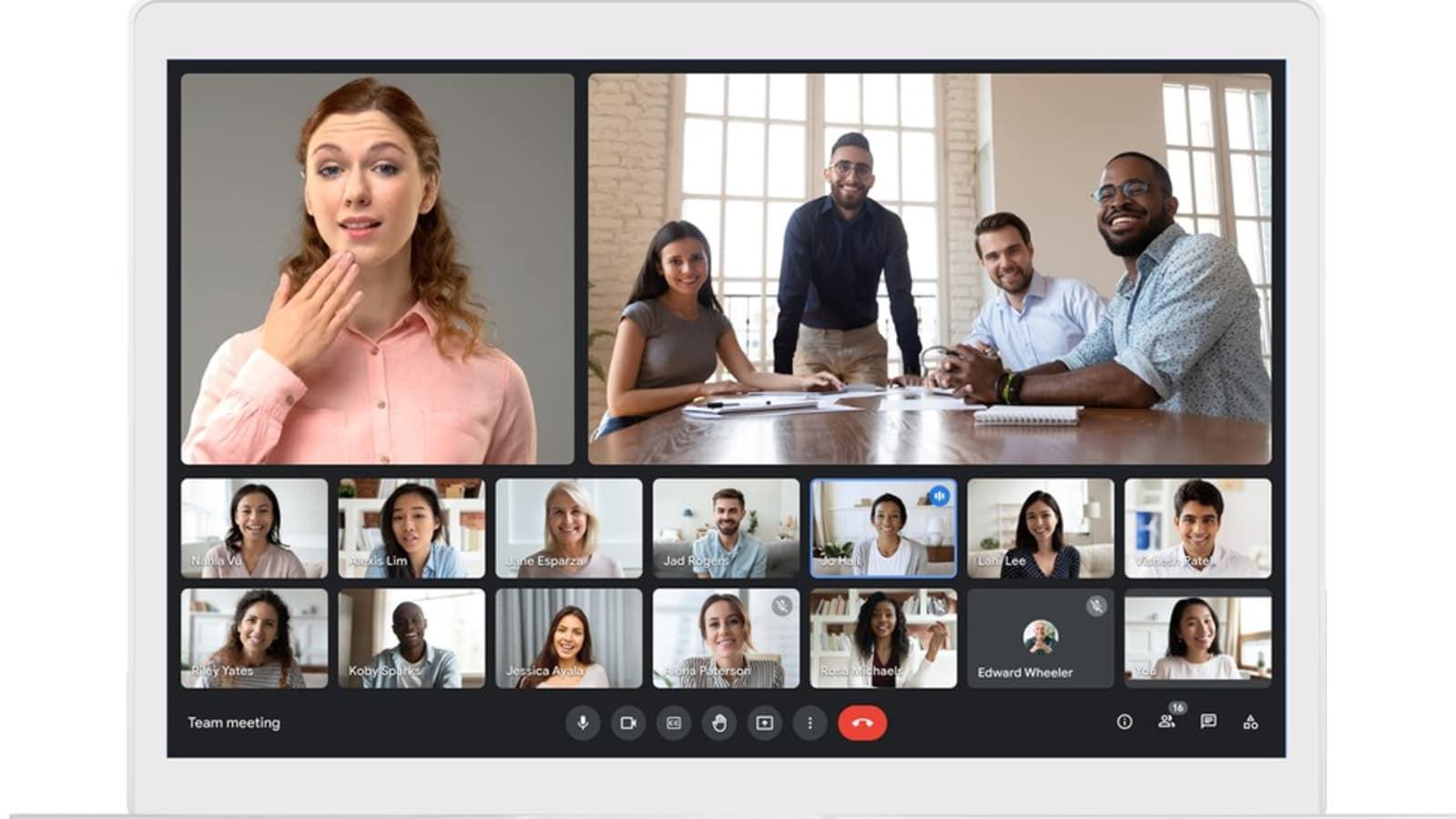 Google Meet video call: How to schedule a meeting