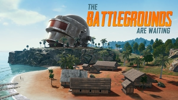 One of the Battlegrounds Mobile India teaser posters shared by the company.