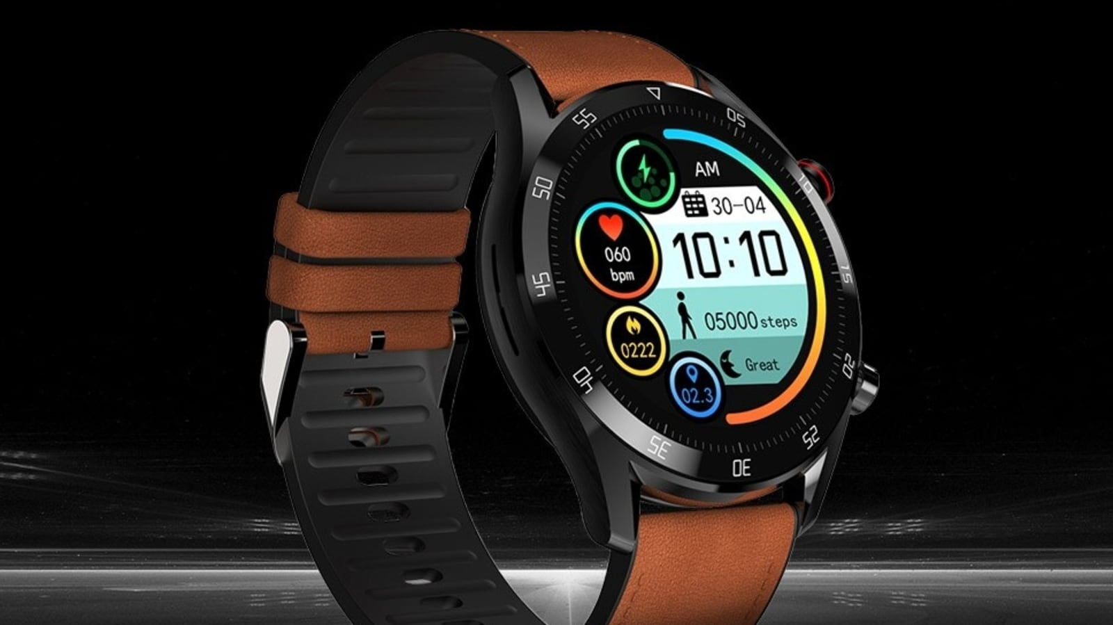 Gionee smart watches were launched in India;  prices start at GBP 2,099