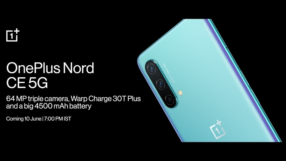 OnePlus Nord CE 5G launch