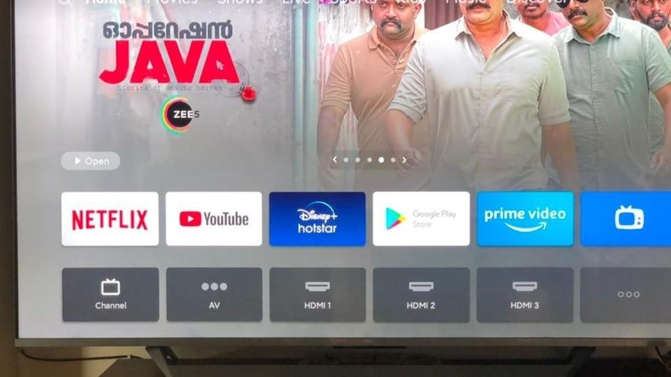 Mi QLED TV 75 review