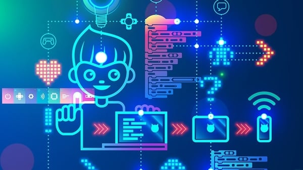 According to the Kaspersky study, over the past year, kids' interest in categories like 'software, audio, and video' and 'e-commerce' has gone up, while interest in 'internet communication media' and 'computer games' decreased slightly.