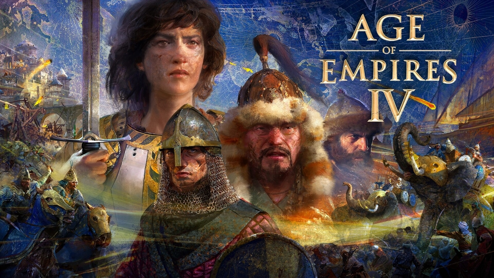E3 2021: Microsoft has confirmed the date of the Age of Empires IV version;  here's what fans can expect