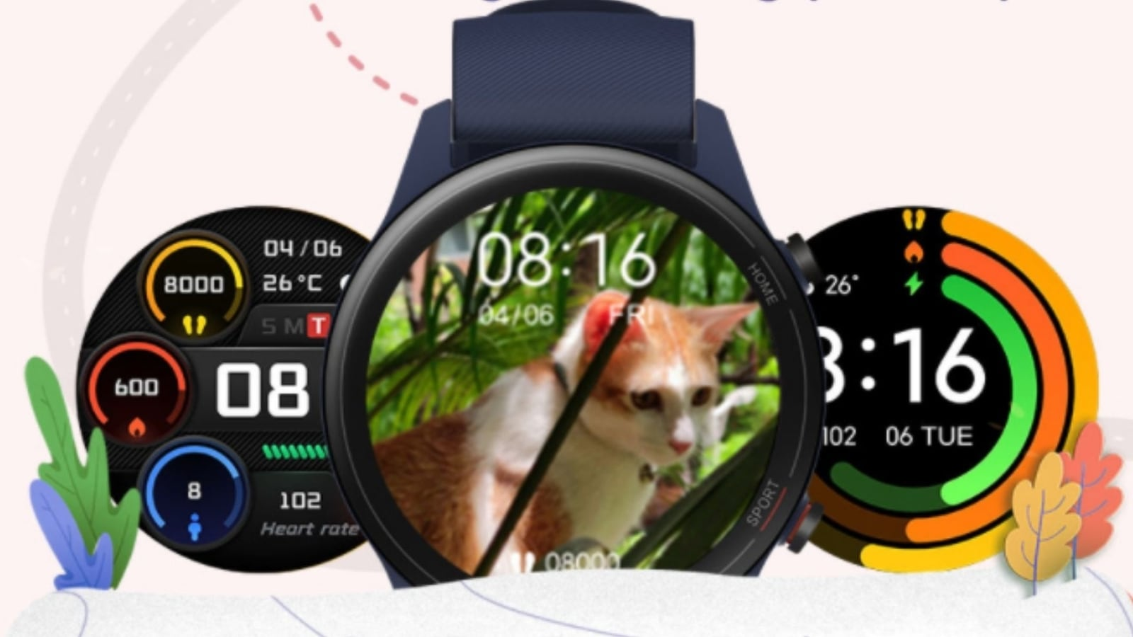 Xiaomi will launch Mi Watch Revolve Active India on June 22nd