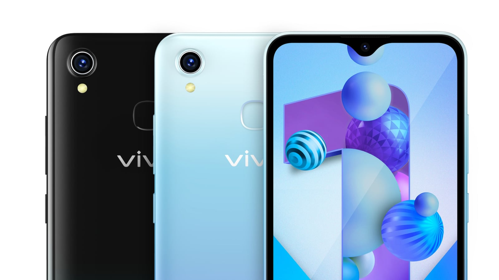 The Vivo Y1 was launched with 3 GB of RAM in India: here's how much it costs