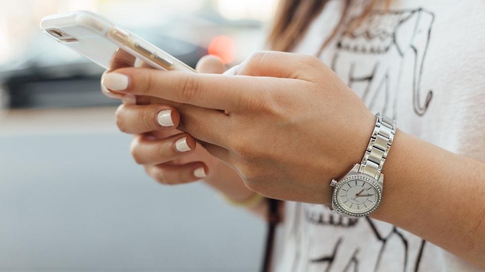Reliance-Google branded affordable smartphone.
