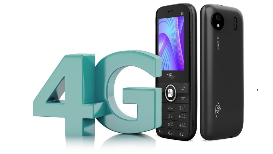 Itel Magic 2 4G launched in India.