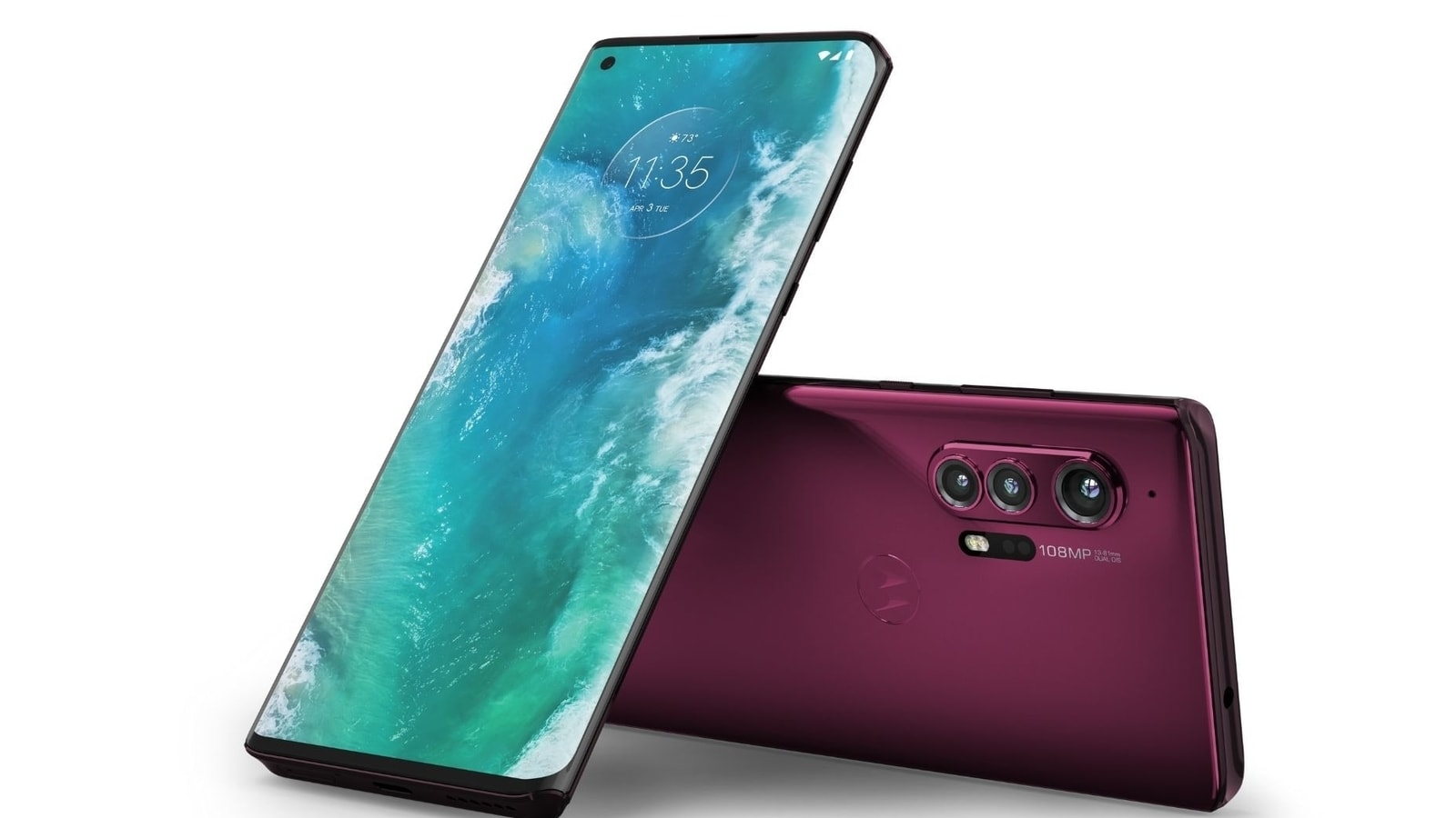 Motorola fan?  It is likely to launch 3 new smartphones in the Edge series soon;  take a look at the specifications of Berlin, Kyoto and Pstar