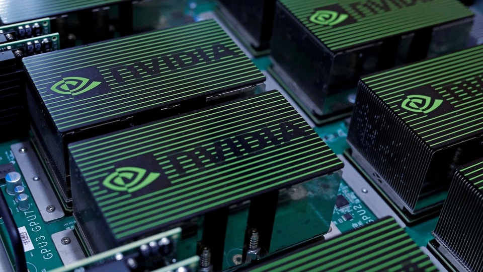 Nvidia is in the process of acquiring UK-based chip technology firm Arm Ltd for $40 billion from Japan's SoftBank Group Corp.