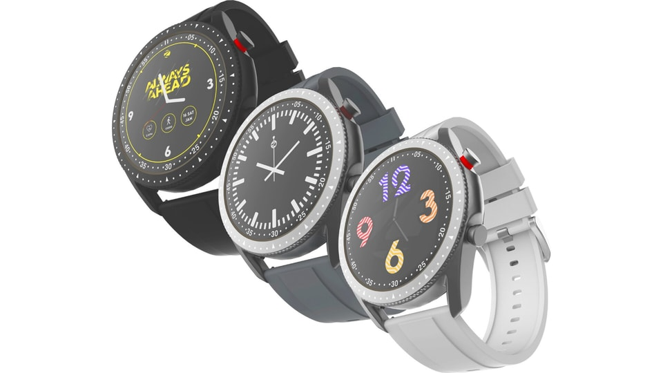 The Zebronics Zeb-FIT4220CH comes with a calling feature that's usually absent in budget smartwatches.