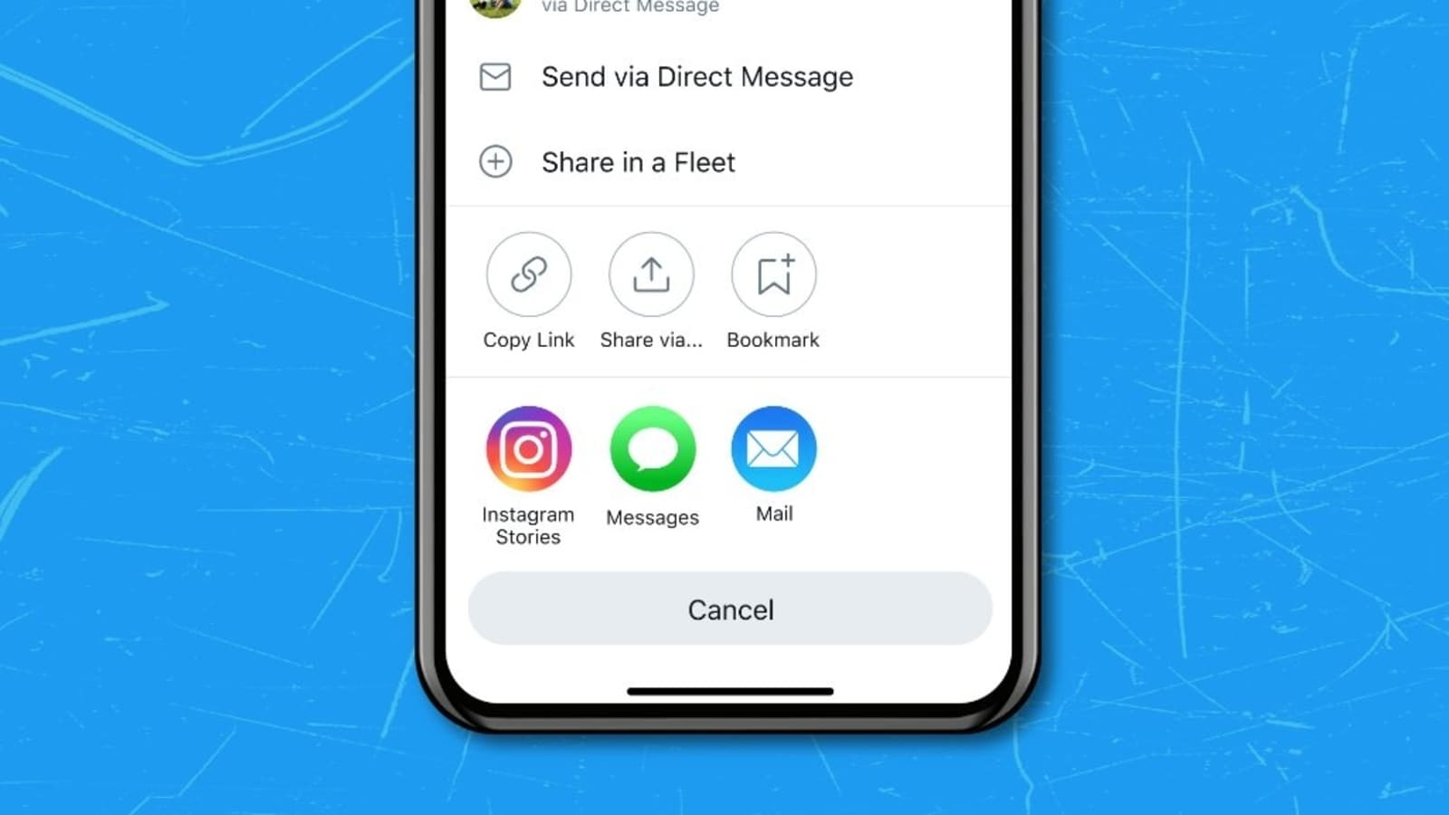 The Twitter update adds a useful feature.  Here's how to share tweets to your Instagram Stories