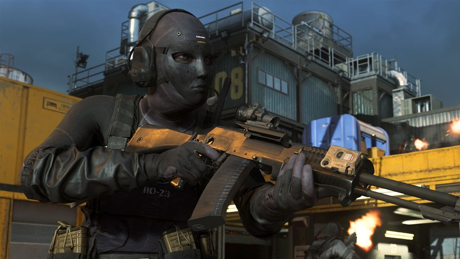 """Call Of Duty: Relief for players like Warzone fixes controversial cover of """"Rook"""" last season"""