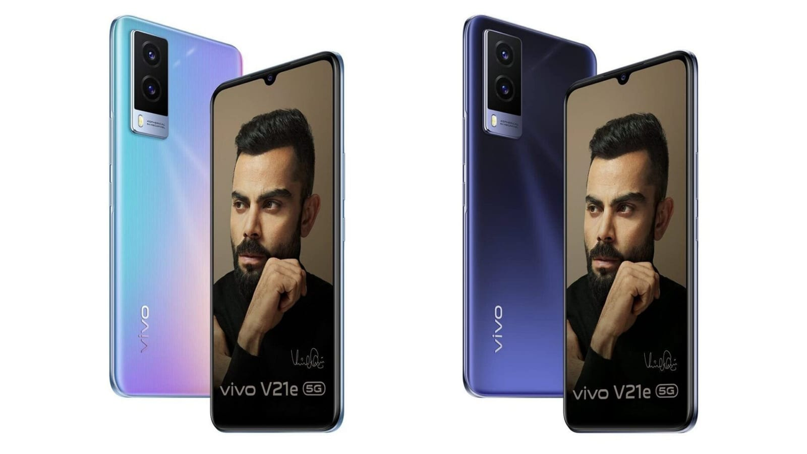 Vivo V21e 5G price in India leaked hours before launch: Check out specs, features - HT Tech