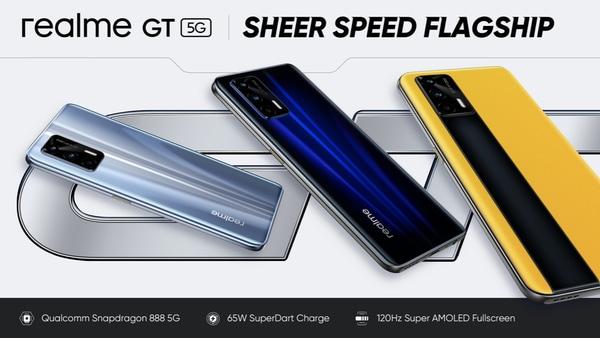 The Realme GT 5G