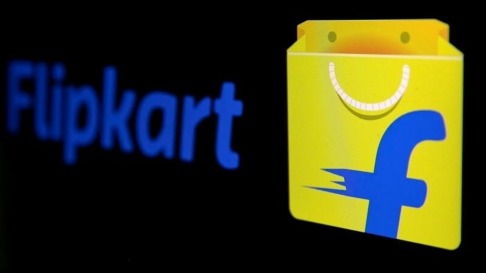 FILE PHOTO: The logo of India's e-commerce firm Flipkart is seen in this illustration picture taken January 29, 2019. REUTERS/Danish Siddiqui/Illustration