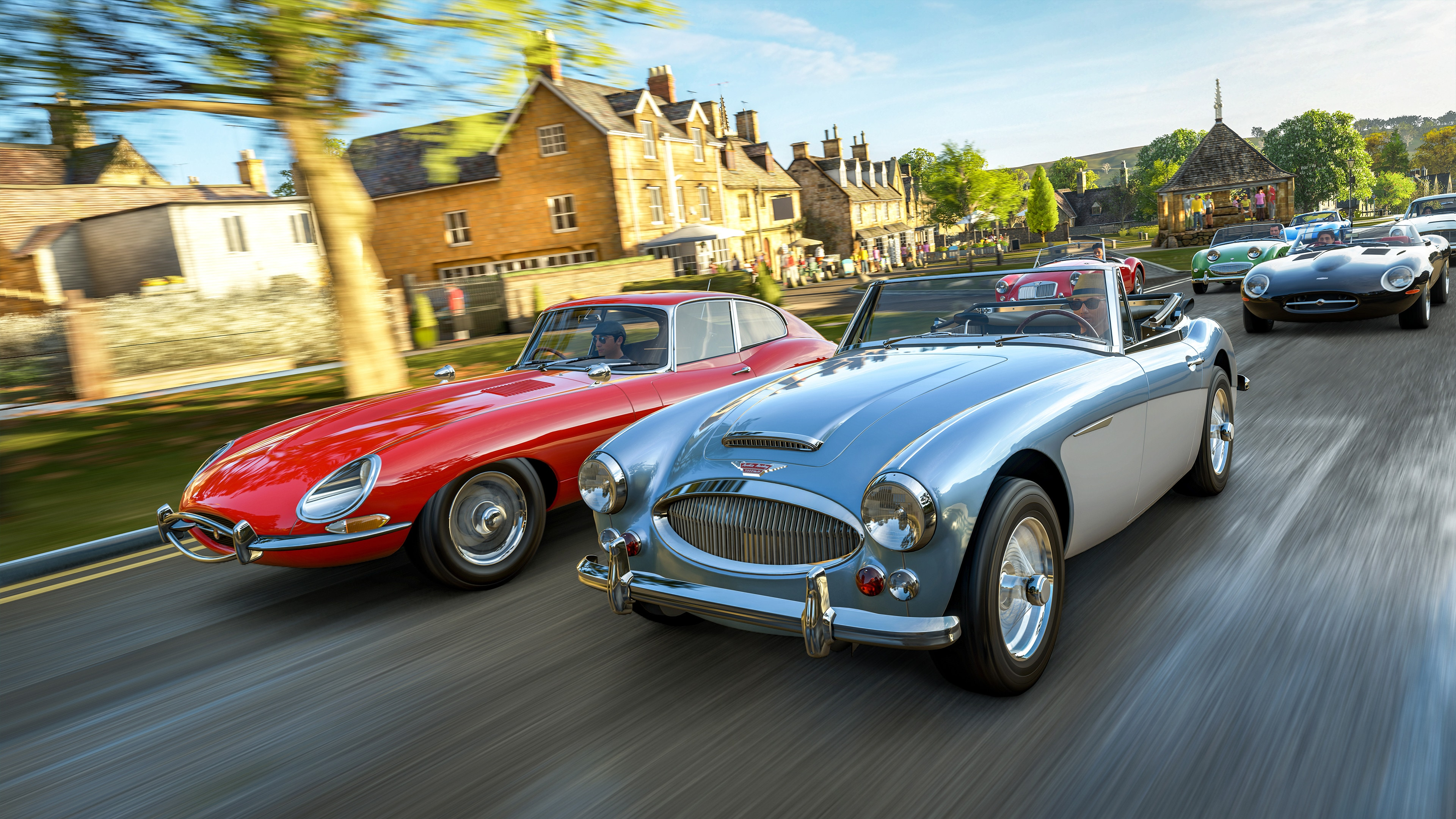 Forza Horizon 4 is selling for <span class='webrupee'>₹</span>649 down from <span class='webrupee'>₹</span>1,299