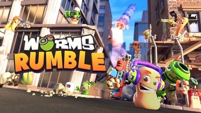 Worms Rumble is available on cloud, console, and PC as a part of the Xbox Game Pass.