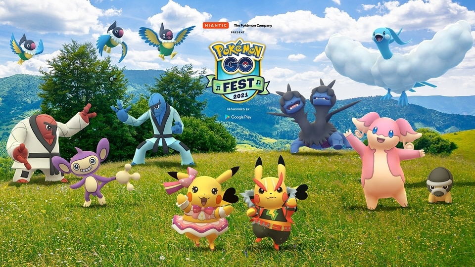Pokemon GO Fest 2021: Here's everything you need to know about Niantic's upcoming celebrations event.