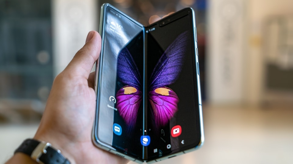 We expect to see the successor to the Samsung Galaxy Z Fold 2 (pictured above) arrive at the next Samsung Galaxy Unpacked event.