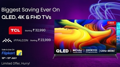 Flipkart Electronics sale is here and it starts tomorrow. In focus during this sale are televisions.
