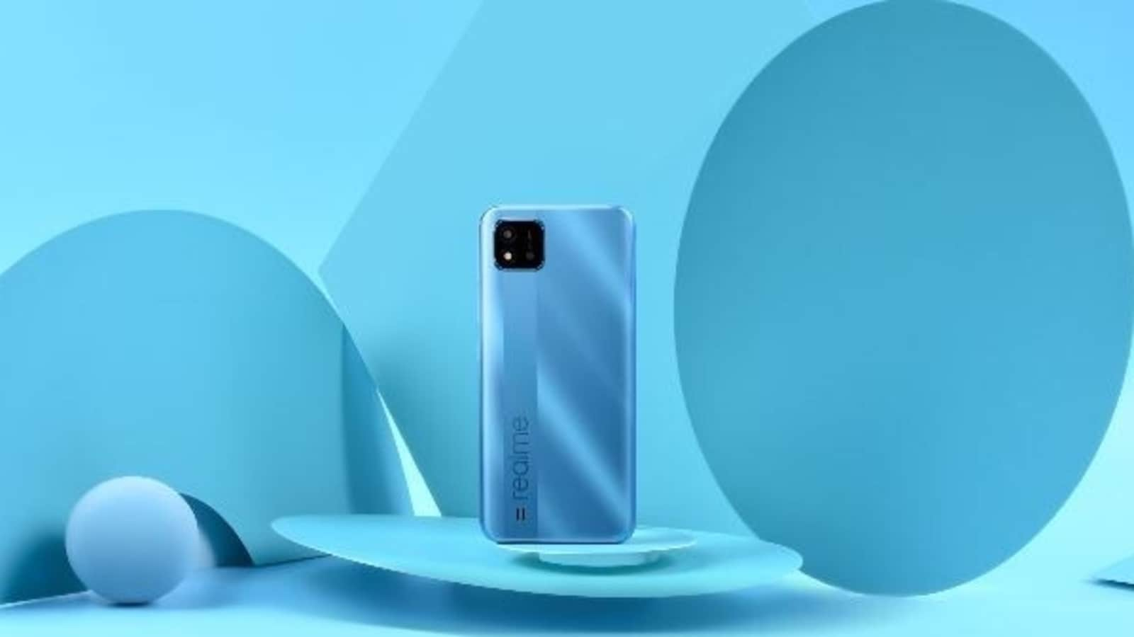 Realme C11 2021 was launched in India;  It will take on Tecno Spark Go 2021, Lava Z2 Max and Tecno Spark 7