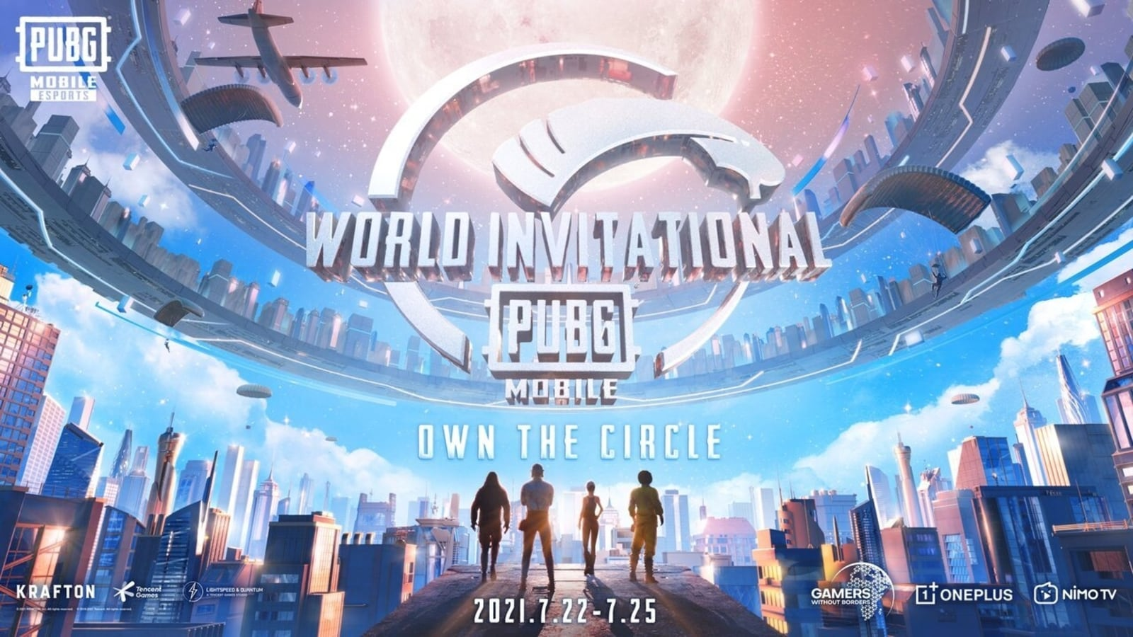 When PUBG Mobile World Invitational was announced in 2021, there is a $ 3 million charity prize
