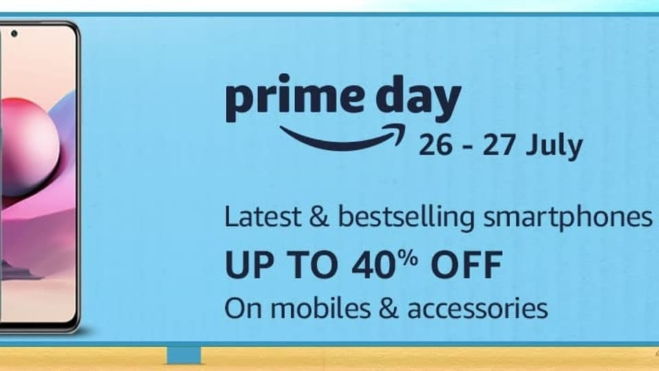 Amazon Prime Day 2021 Sale: Check full list of smartphones with price cuts including Redmi Note 10S, Samsung Galaxy M31s, Apple iPhone 11 and iPhone 12 Pro.